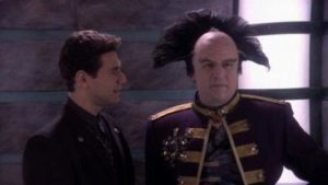 Morden and Londo from Babylon 5